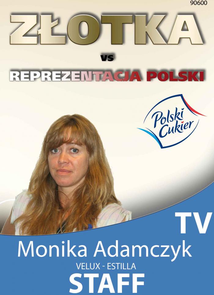 Złotka vs Reprezentacja Polski