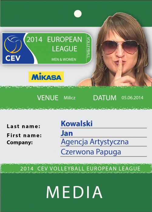 2014 European League Women