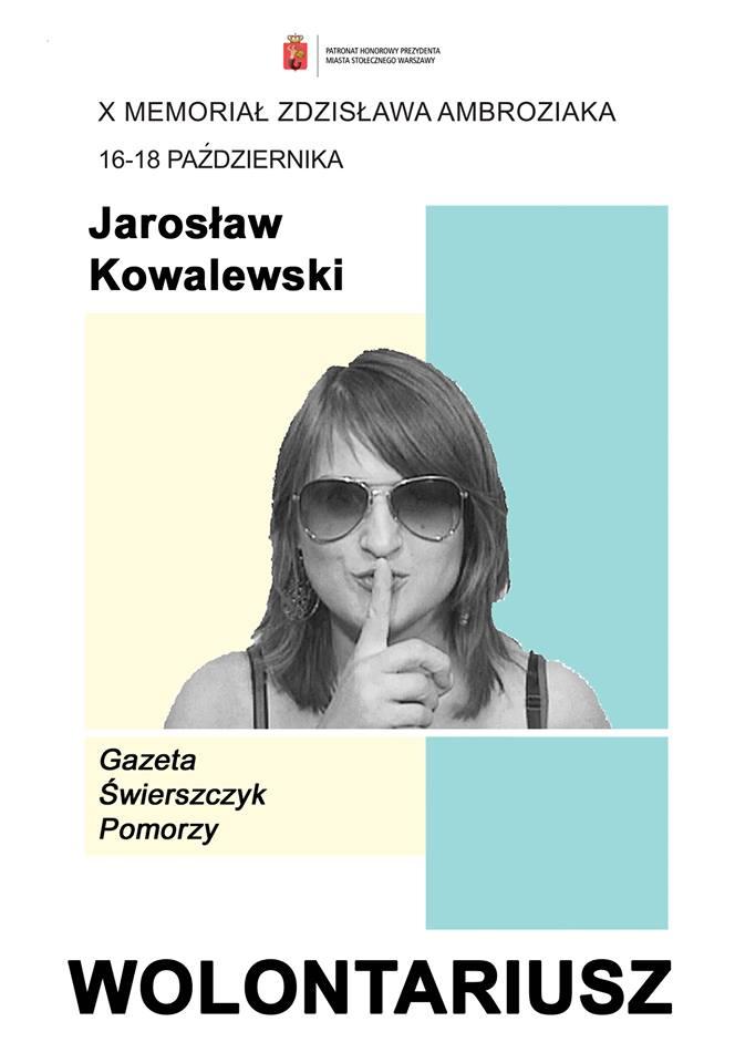 X Zdzisław Ambroziak's Memorial