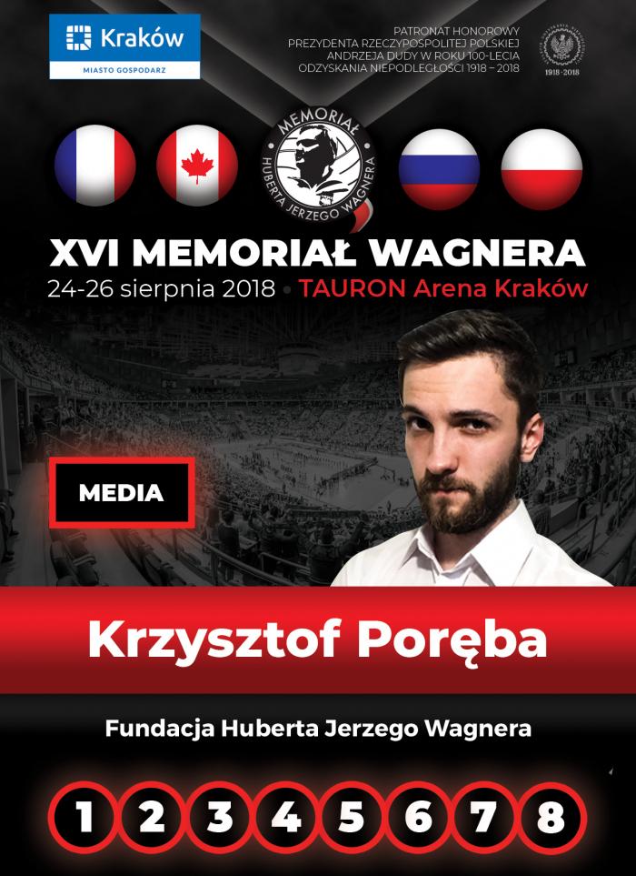 XVI Memoriał Huberta Jerzego Wagnera