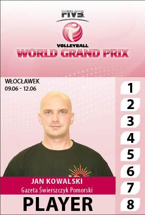 World Grand Prix Siatkówki