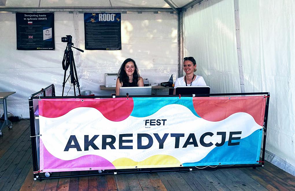 Akredytacje FEST Festival 2019