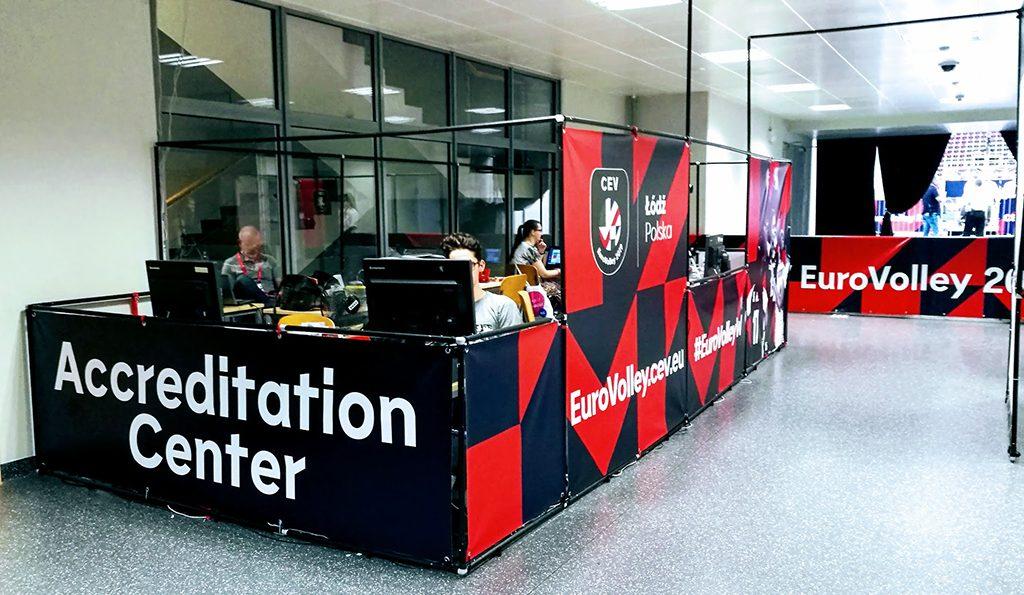 CEV EuroVolley Accreditation Center POLAND